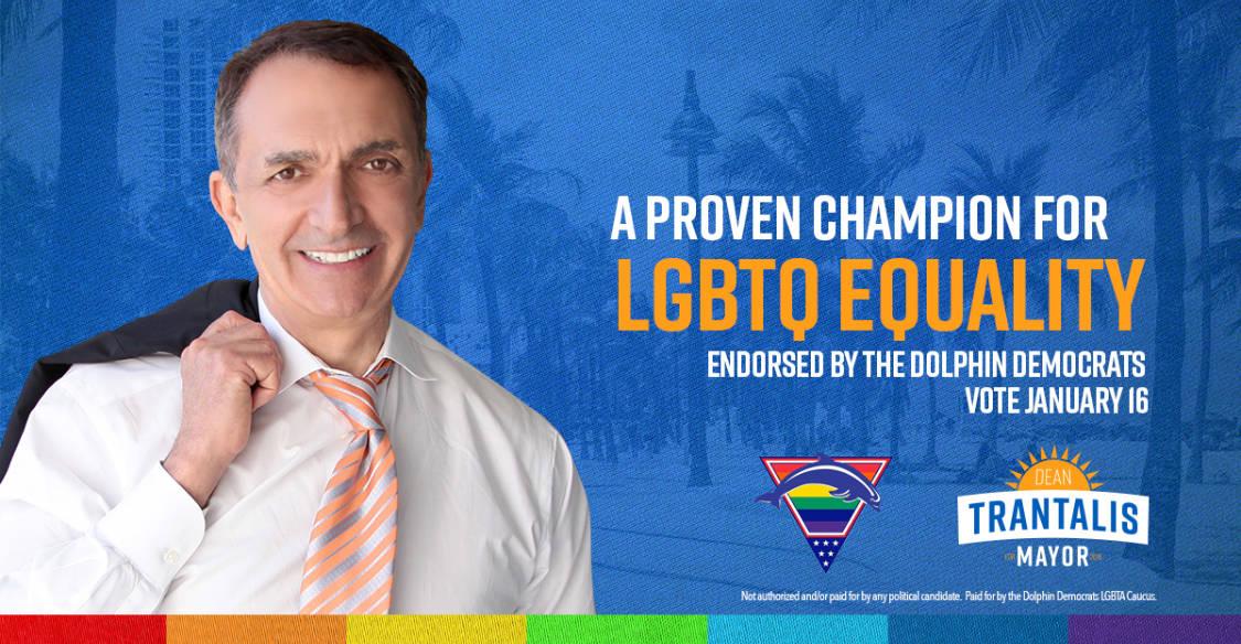 Dean Trantalis for Mayor of Ft. Lauderdale