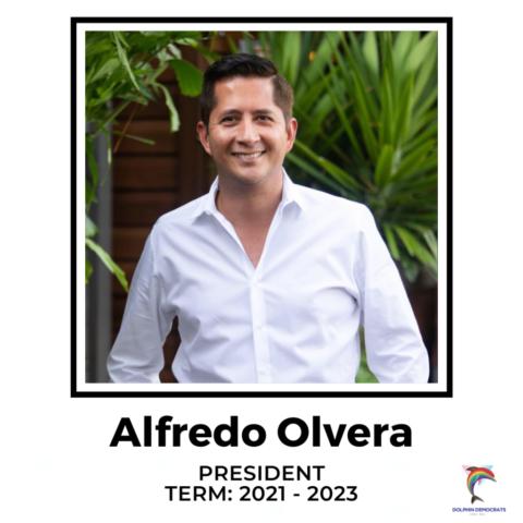Alfredo Olvera - President 2021-2023