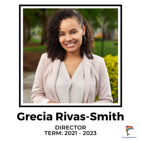 Grecia-Rivas Smith - Director 2021-2023