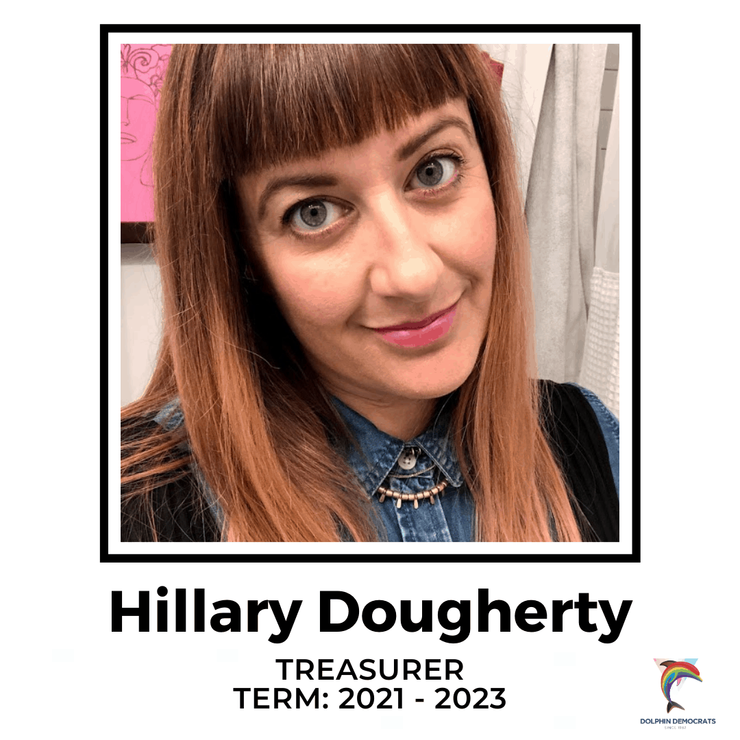 Hillary Dougherty - Treasure 2021-2023