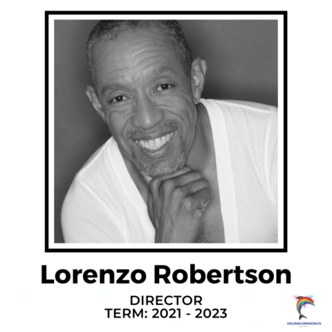 Lorenzo Robertson - Director 2021-2023