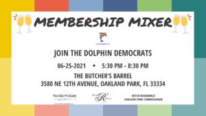 June Membership Mixer